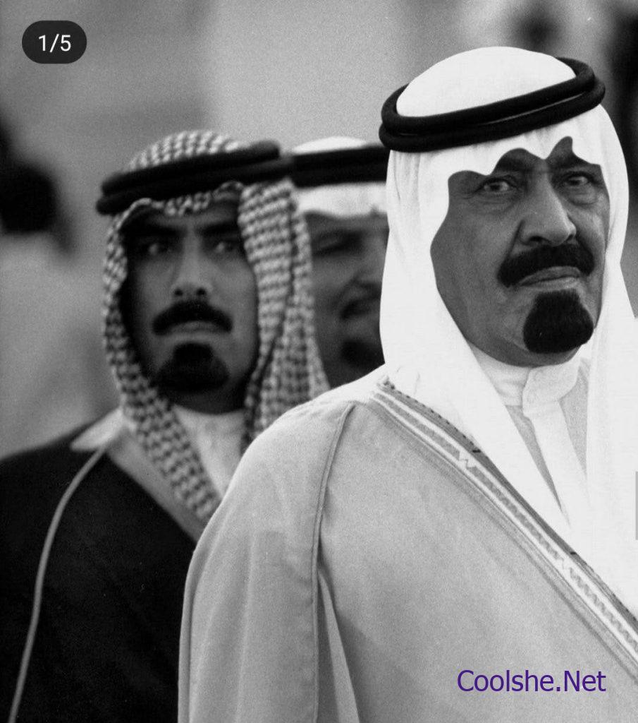 أين عاش الملك عبدالعزيز وهو صغير   كل شي