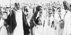 انتقل مانع المريدي جد أسرة آل سعود من شرق البلاد إلى نجد عام
